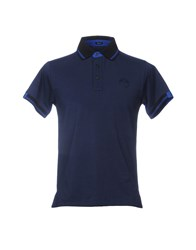 North Sails Polo Shirts Dark Blue