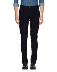 Camouflage Ar And J. Casual Pants Black