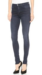 J Brand Maria High Rise Stocking Jeans Darkness