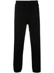 Alexander Wang Tailored Style Jogging Bottoms Black