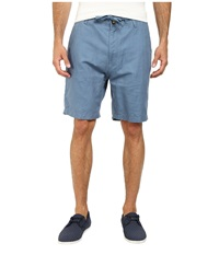 Nautica Linen Drawstring Shorts Tide Blue Men's Shorts