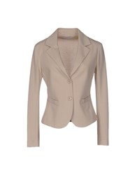 Hope Collection Blazers Beige