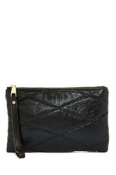 Urban Expressions Sparkle Wallet Black
