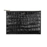 Aspinal Of London Essential Pouch Large Black