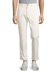 Tommy Bahama Boracay Solid Flat Front Pants Bleached Sand