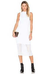 Rag And Bone Ingrid Sweater Dress White