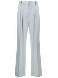 M Missoni Metallic Wide Leg Trousers 60
