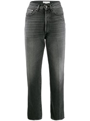 Golden Goose High Waisted Jeans Grey