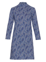 A.P.C. Lydie Paisley Print Dress