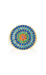 Joanna Laura Constantine Pinky Tribal Ring Multi