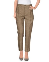 Tela Casual Pants Khaki