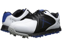 Callaway Xfer Sport White Blue Men's Golf Shoes