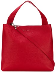 Orciani Soft Tote Red