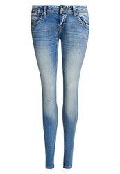 Superdry Cassie Skinny Jeans Light Blue
