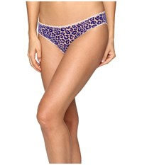 Stella Mccartney Jojo Wishing Bikini Sapphire Vintage Rose Women's Underwear Blue