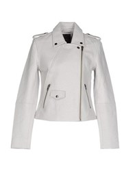 Selected Femme Coats And Jackets Jackets Women Light Grey