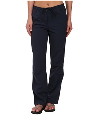 Jack Wolfskin Pomona Pants Night Blue Women's Casual Pants Navy