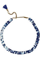 Isabel Marant Fuji Seashell Necklace
