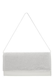 Wallis Diane Clutch Pewter Silver
