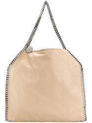 Stella Mccartney Falabella Tote Bag Neutrals