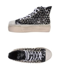 Gienchi High Tops And Trainers Black