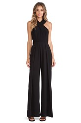 Aq Aq Campberwell Jumpsuit Black