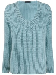 Iris Von Arnim V Neck Jumper 60