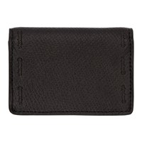 Visvim Black Veggie Biz Card Holder