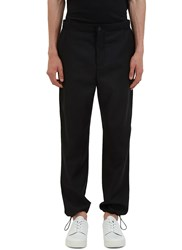 Acne Studios Pace Drawstring Cuffed Pants Black