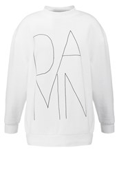 Tiger Of Sweden Jeans Fall Sweatshirt White
