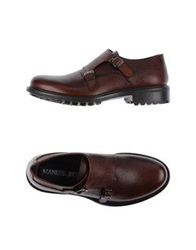 Manuel Ritz Moccasins Dark Brown