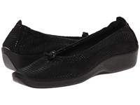 Arcopedico L14 Lagrimas Black Women's Flat Shoes