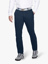 Under Armour Showdown Tapered Golf Trousers Navy