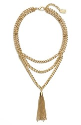 Women's Karine Sultan Layered Y Necklace