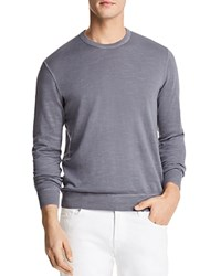 Bloomingdale's The Men's Store At Garment Dyed Crewneck Sweatshirt Bluage