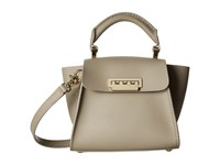 Zac Posen Eartha Iconic Top Handle Mini Beige