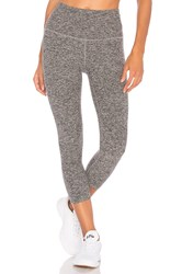Beyond Yoga Spacedye High Waisted Legging Black And White