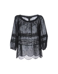 Marc By Marc Jacobs Blouses Black