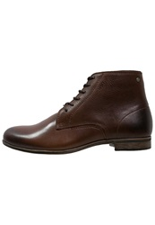 Sneaky Steve Markham Laceup Boots Brown
