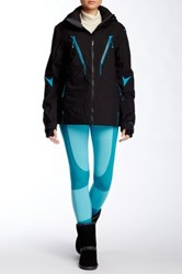 Obermeyer Pace 75 Dc Tights Blue