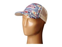 Billabong Beach Beauty Trucker Hat Multi Baseball Caps