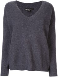 James Perse V Neck Jumper 60