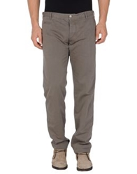 Avio Casual Pants Dove Grey