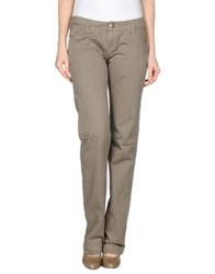 Liu Jeans Denim Pants Khaki