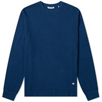 Our Legacy Long Sleeve Classic Tee Blue