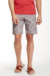 Parke And Ronen Madrid Printed Short Multi