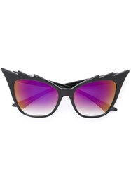 Dita Eyewear 'Hurricane' Sunglasses Black