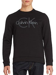Calvin Klein Long Sleeve Solid Pullover