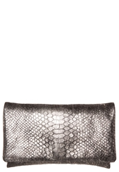 Abro Clutch Gold Silver