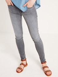 And Or Abbot Kinney Skinny Jeans Rhodium Grey